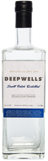 Deepwells Gin Botanical Dry 750ml